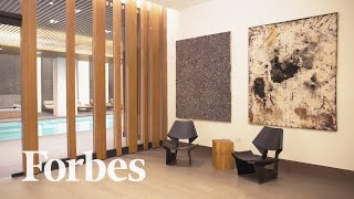 How Fine Art Is Closing Deals On Multi-Million Dollar Homes   Forbes