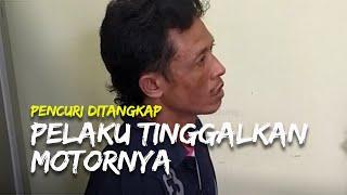 Motor yang Digunakan Aksi Pencurian Malah Ditinggal, Pria di Semarang Ditangkap Polisi