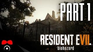 TOHLE BUDE BOLET! | Resident Evil 7 #1