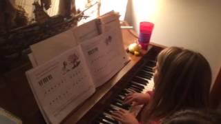 Stella sings jolly old saint nicholas