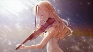 Relaxing Sad Violin Music In The Rain Soothing Violin Song