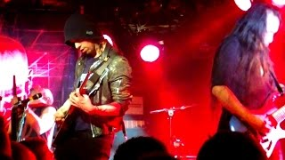 Dragonforce - The Game (HD) Live at John Dee,Oslo,Norway 28.03.15