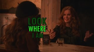 The Story of Zelena Mills 2.0 (OUAT) - Look where i am