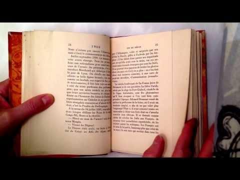 Vidéo de Paul Morand