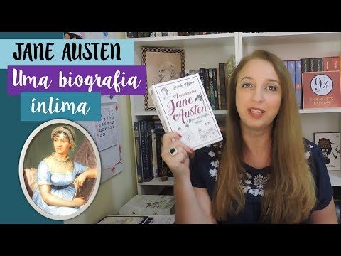 Jane Austen - Uma biografia íntima (Paula Byrne) | Portão Literário