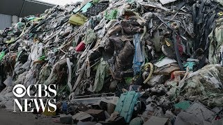 Fashion industry creates more emissions than flying