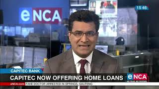 Capitec now offering home loans