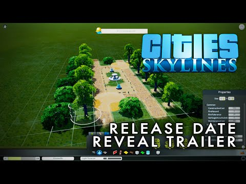 Cities: Skylines Deluxe Edition Steam Key GLOBAL - 2