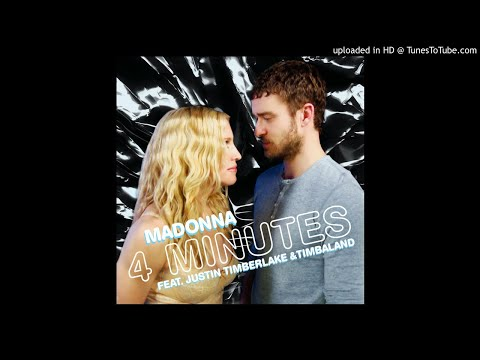 Madonna & Justin Timberlake - 4 Minutes (Stems) [Instrumental, Vocal, Effect, Drum] ❤️