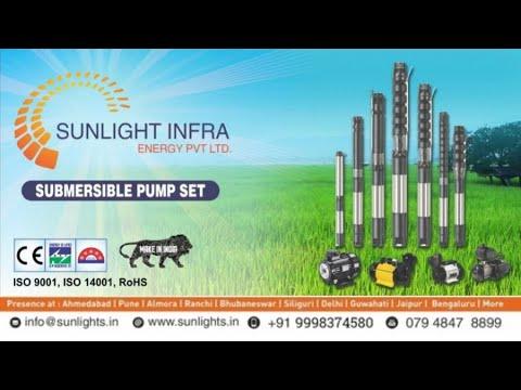 3 Phase Solar Water Pump