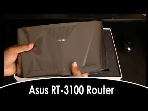 Asus RT AC3100 Wireless Router Review