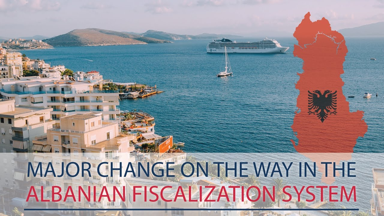 Major change on the way in the Albanian fiscalization system