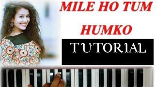 Mere Sapno Ki Rani Harmonium Tutorial (Notes Sargam) - hmong video