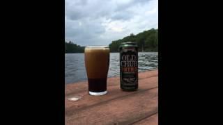 Oskar Blues Old Chub Nitro Pour - Craft Beer Cooker