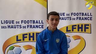Stage régional U16 - Centre Fernand Duchaussoy
