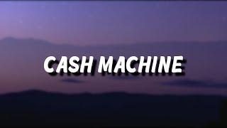 Oliver Tree   Cash Machine (Lyrics)
