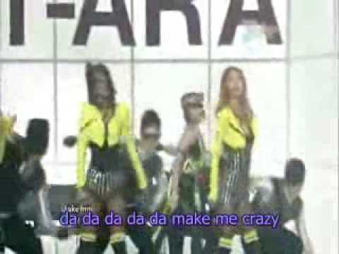 I Go Crazy Because Of 2PM! By T-ara Eng Subs Mp3