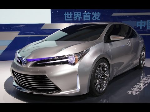 New 2015 Toyota Corolla Review