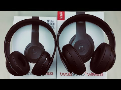 Beats Solo3 vs Studio3 Wireless  Unboxing   Review - Action.News ABC Action  News Santa Barbara Calgary WestNet-HD Weather Traffic 50452aa92007