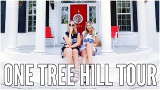WE WENT TO TREE HILL & MEETING BROOKE DAVIS | LucyAndLydia