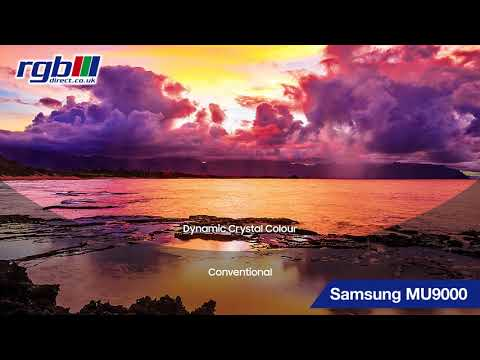 Samsung MU9000, UE49MU9000, UE55MU9000, UE65MU9000, Ultra HD 4K HDR Curved LED TV