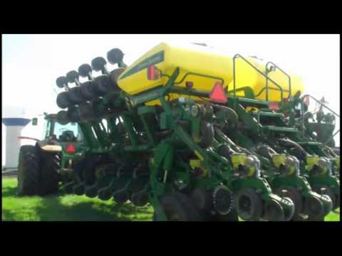 On The Farm Larry Blaney, Blaney Grain Farms Videos