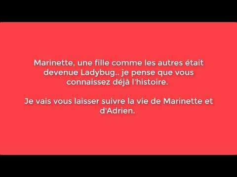 Miraculous Ladybug Fanfiction Adrien Reveal