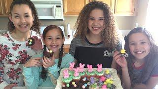 Easter Yummies! (Haschak Sisters)