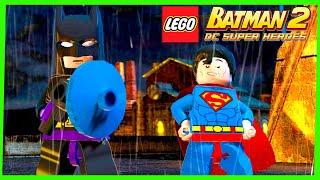 LEGO Batman 2 DC Super Heroes #26 BATMAN O MORCEGO PLANADOR Gameplay Português PC