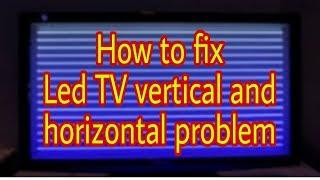 lg led tv screen problems lines - Thủ thuật máy tính - Chia