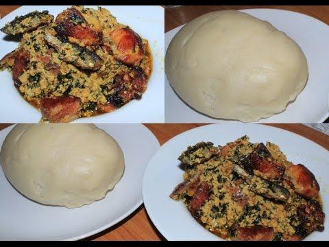 How to make Egusi Soup | Nigerian Food