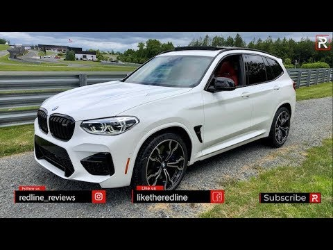 """Is The 2020 BMW X3 M Competition A True """"M"""" Car?"""