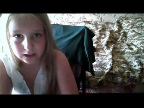 Видео с веб-камеры. Дата: 10 августа 2013г., 18:36.