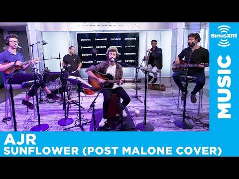 Sunflower <br>Post Malone Cover<br><font color='#ED1C24'>AJR</font>