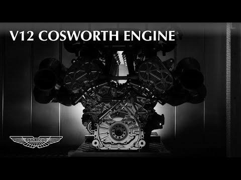 Động cơ V12 6.5L của Aston Martin Valkyrie có redline tới 11.000rpm