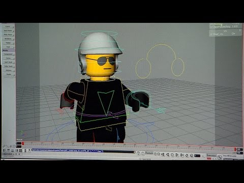 The Lego Movie Featurette 'How They Created It'
