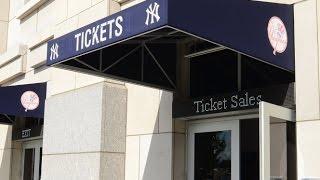 Yankees Ticket Exchange Rant