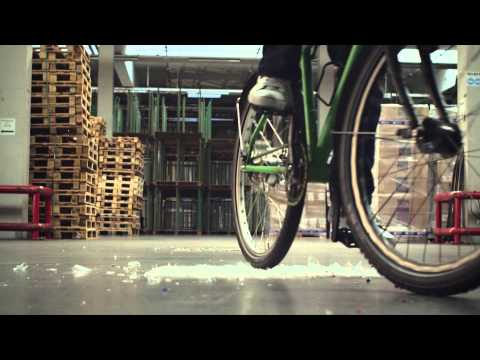 Schwalbe Marathon Plus New Flatless 700x28c video