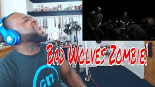 Bad Wolves   Zombie | Reaction