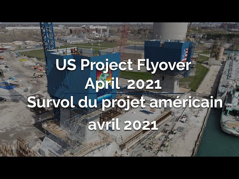US Project Flyover April 2021