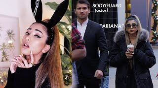 ARIANA GRANDE LOOK-A-LIKE PRANKS LA  | ruslanagee