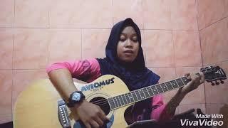 Akhire Cidro(Nella Kharisma)Cover gitar - MELY ERLIKA SARI