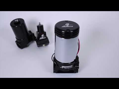 Aeromotive's A3000 Carbureted Pump