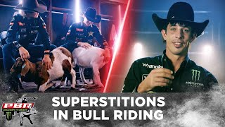 NEVER PUT YOUR COWBOY HAT ON A BED And Other Superstitions In Bull Riding