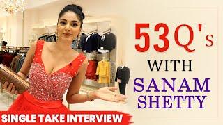 நான் frequent ஆ use பண்ற கெட்ட வார்த்தை... | Actress Sanam Shetty Walk-Over Interview | Cineulagam