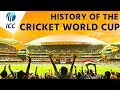 ICC Cricket World Cup 2015 - A history of the.
