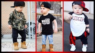 Top 30 CUTE And Trendy Baby Boys Outfit (6 Months Old) | Baby Summer/springs Outfits
