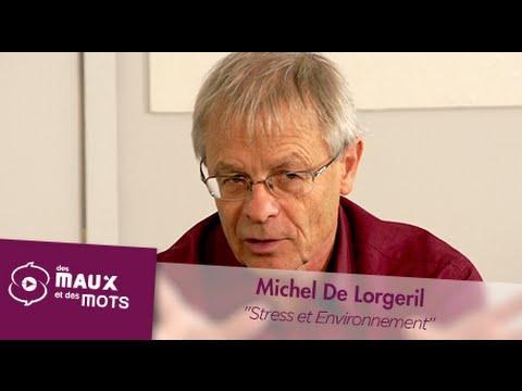 Stress et environnement - Michel de Lorgeril