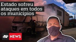 'Ordem de violência em Manaus teria saído de dentro do sistema prisional'