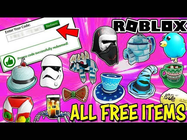 How To Get Free Gifts In Roblox